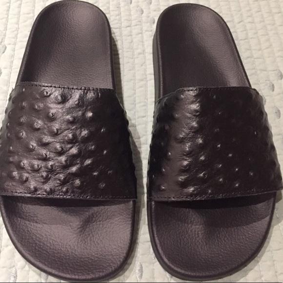4c76f514368c adidas Shoes - Mi Adilette Slip On Sandals
